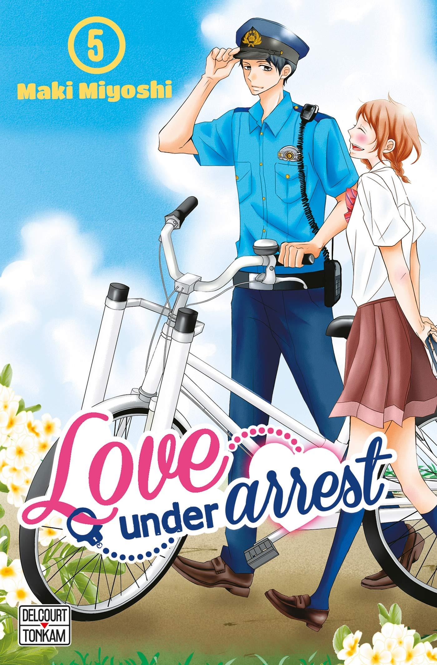 Love under Arrest 5
