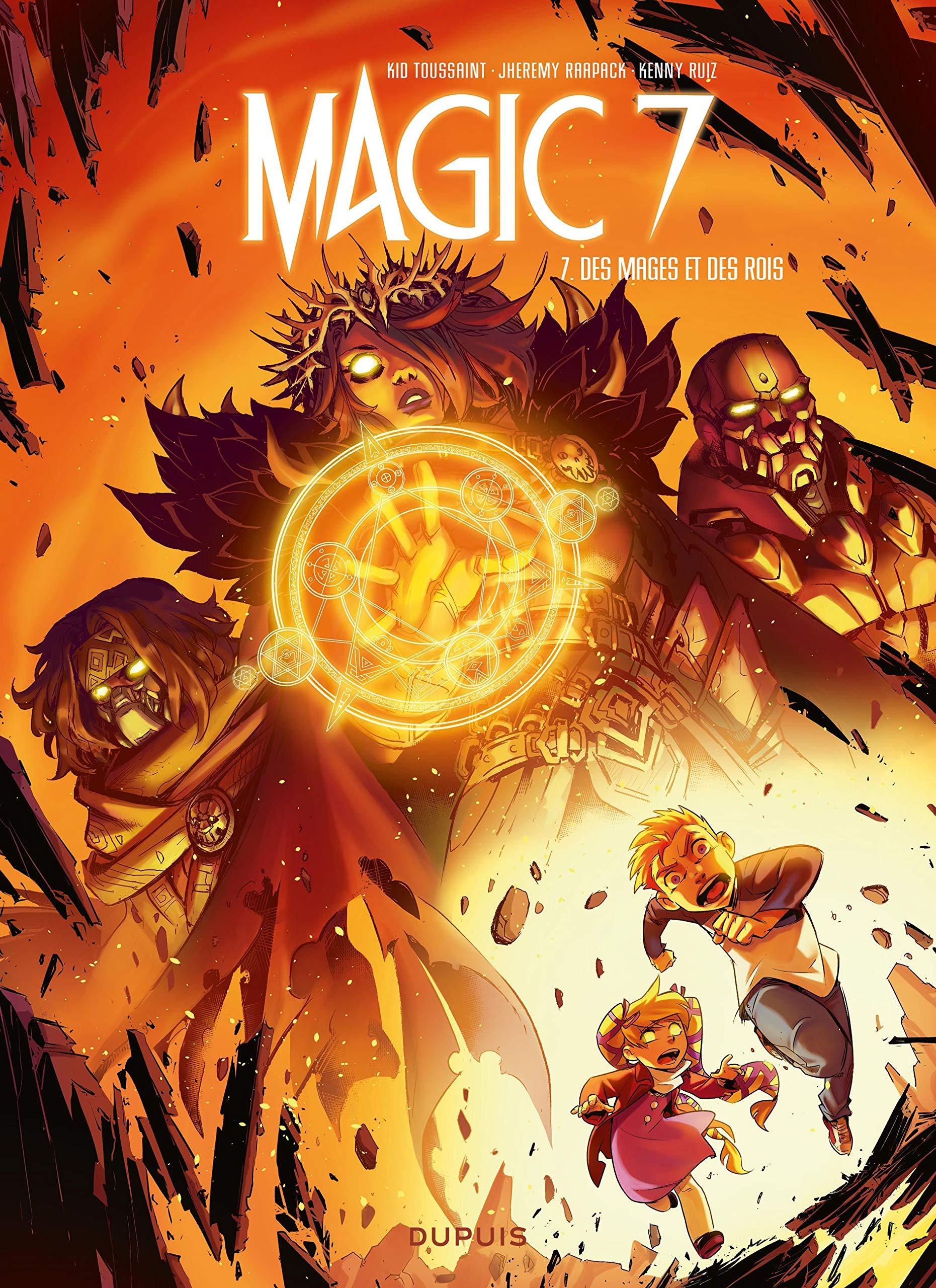 Magic 7 7 - Des mages et des rois