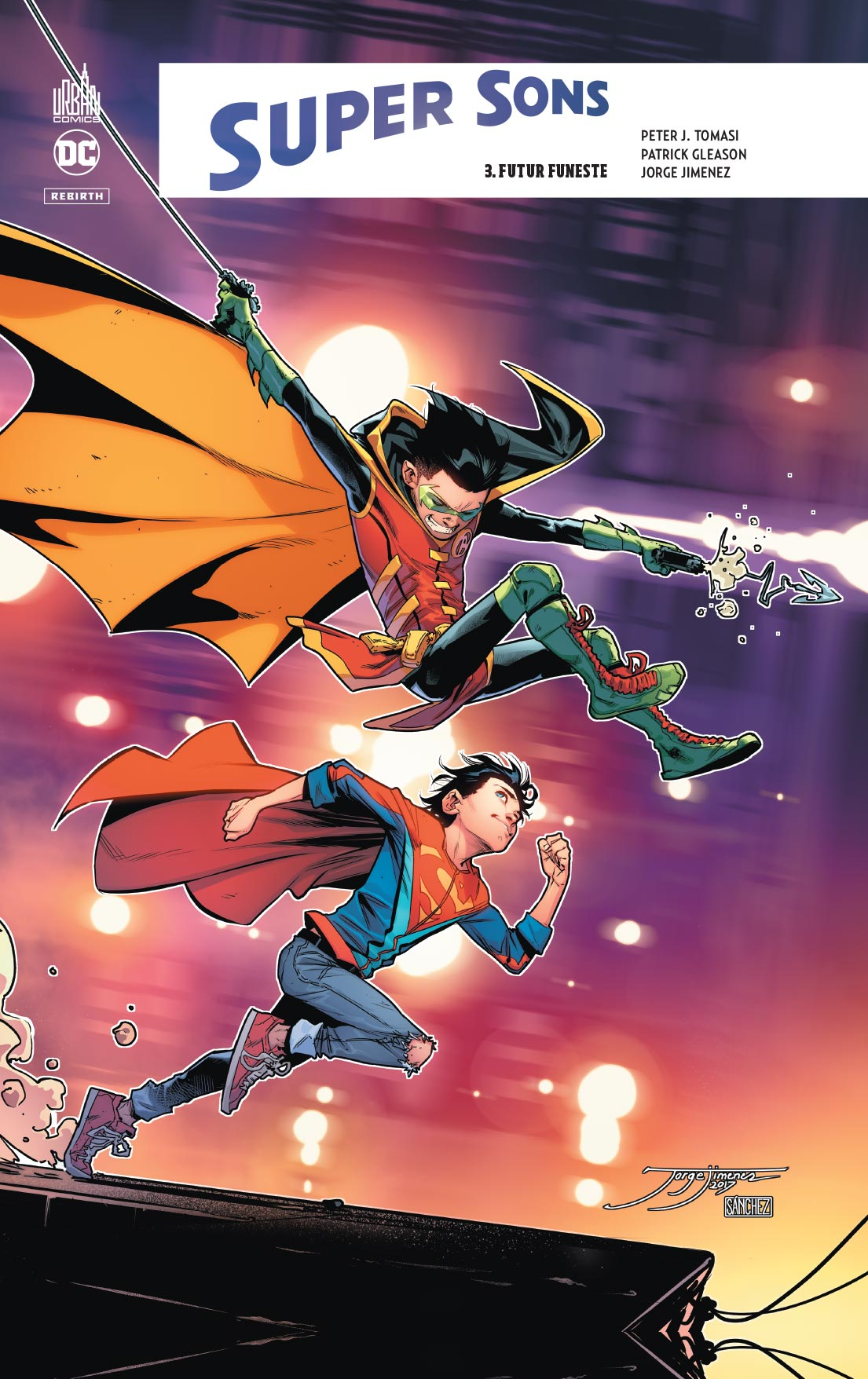 Super Sons 3 - Futur funeste