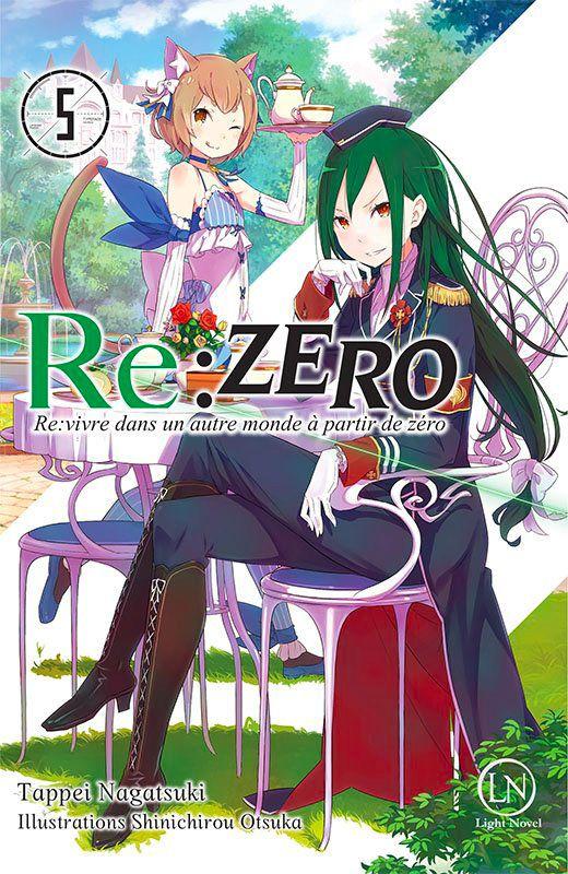 Re:Zero - Re:Vivre dans un nouveau monde à partir de zéro 5