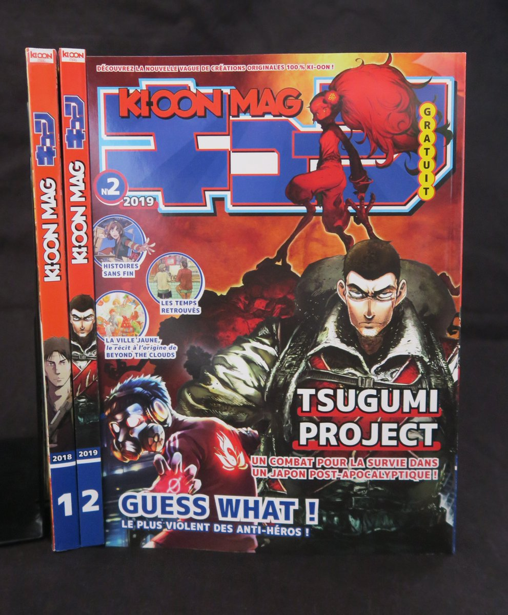 Ki-oon Mag 2