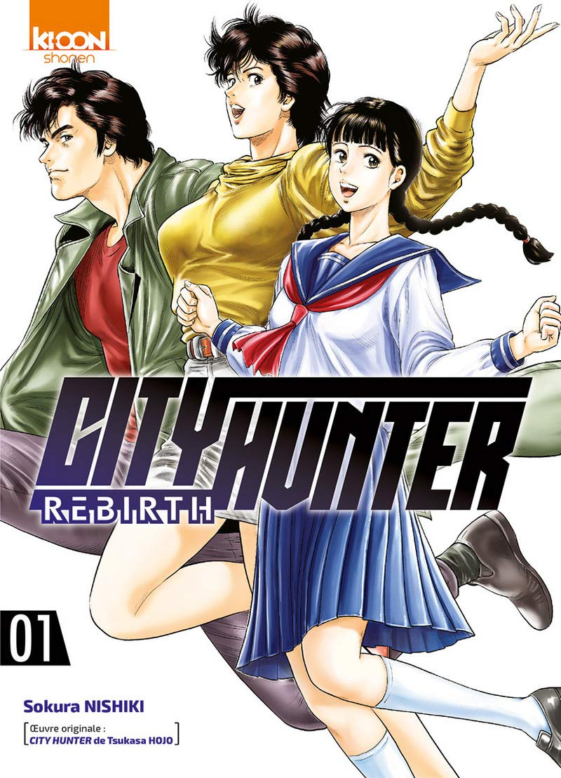 City Hunter Rebirth 1
