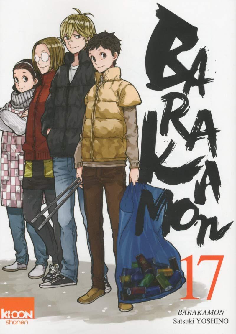 Barakamon 17