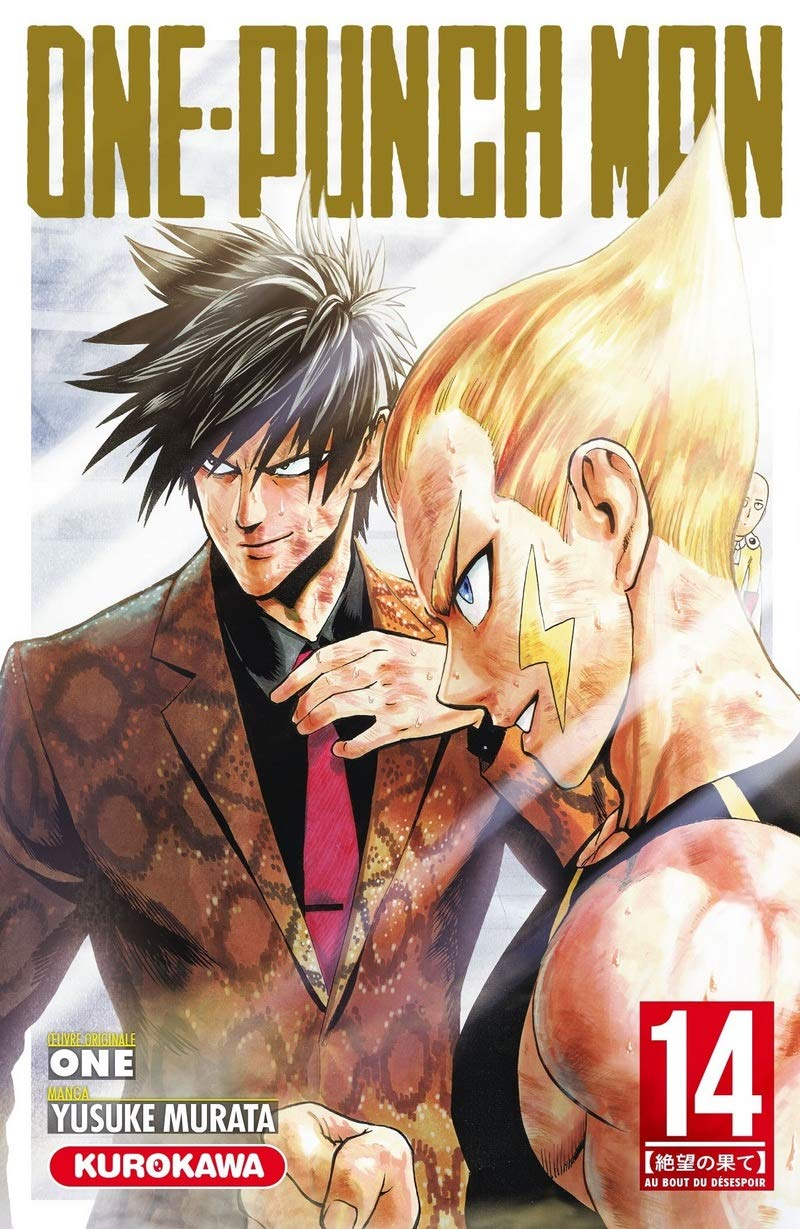 One Punch Man 14