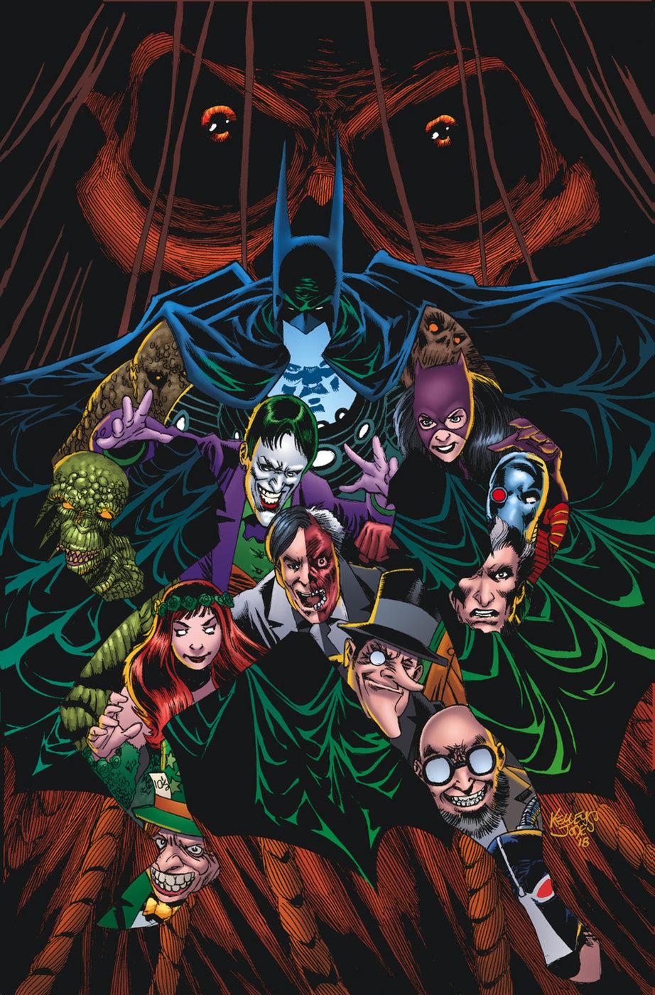 Batman - Kings of Fear 6