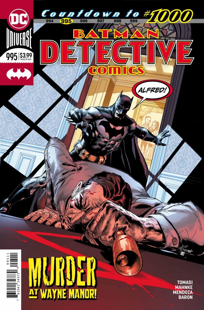 Batman - Detective Comics 995