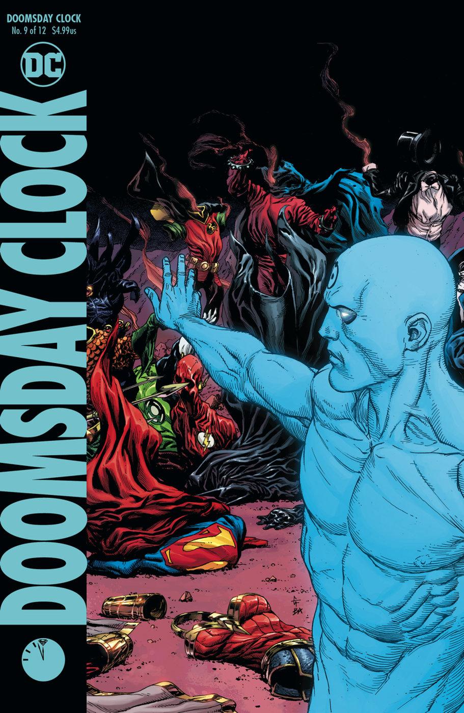 Doomsday Clock 9