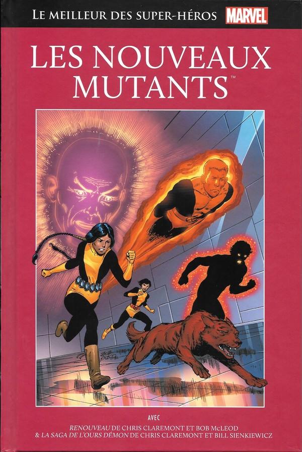 Le Meilleur des Super-Héros Marvel 72 - Les Nouveaux Mutants