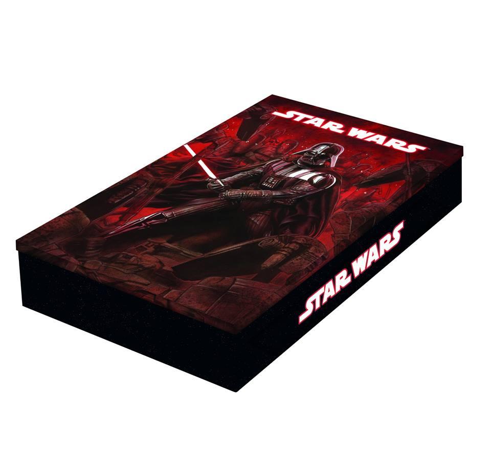 Star Wars - Darth Vader 1 - COFFRET METAL