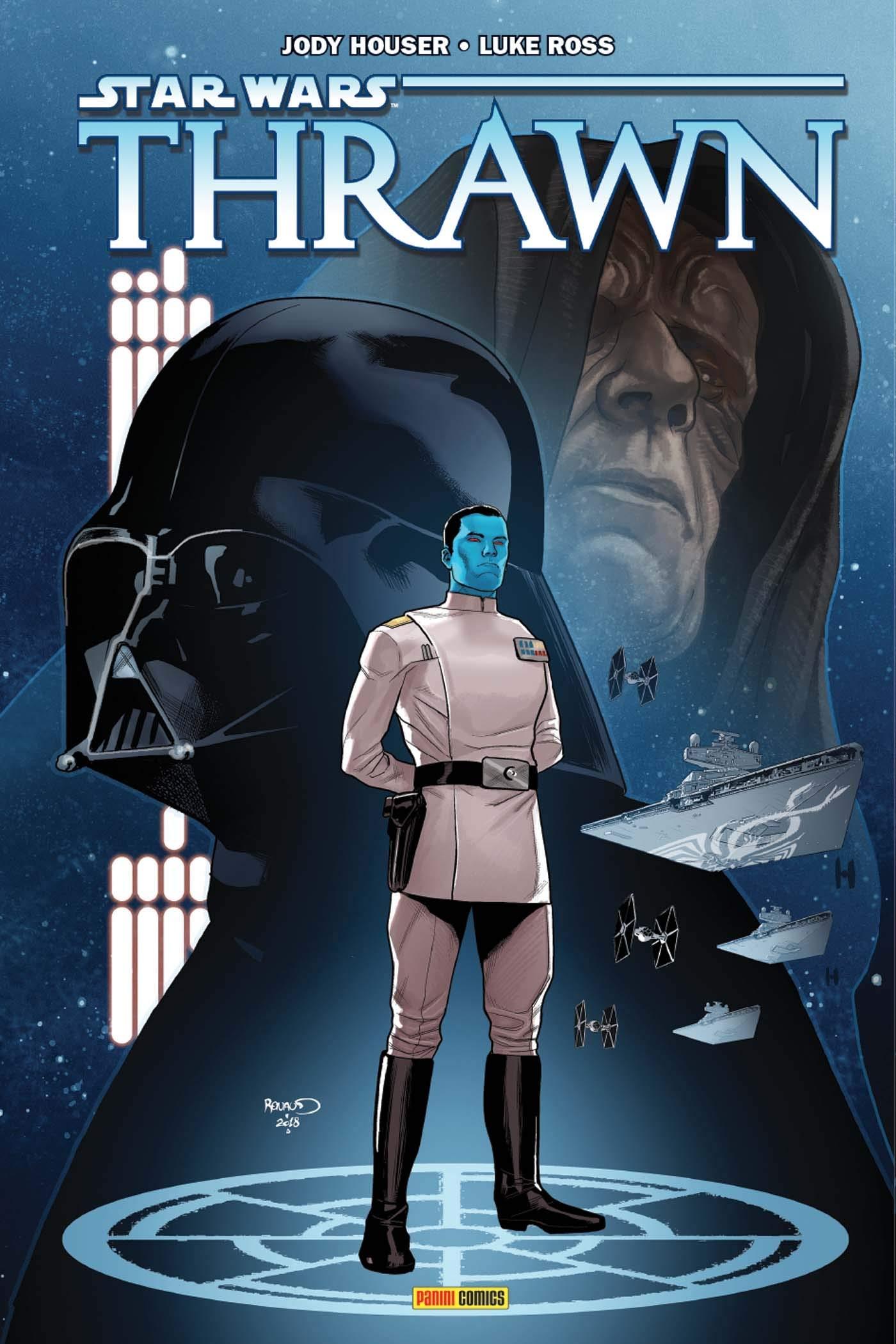 Star Wars - Thrawn 1