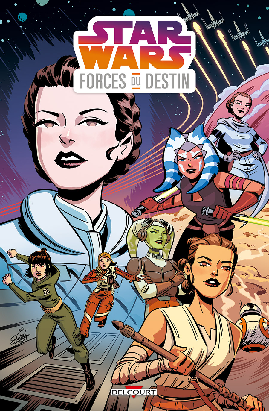 Star Wars - Forces du destin 1
