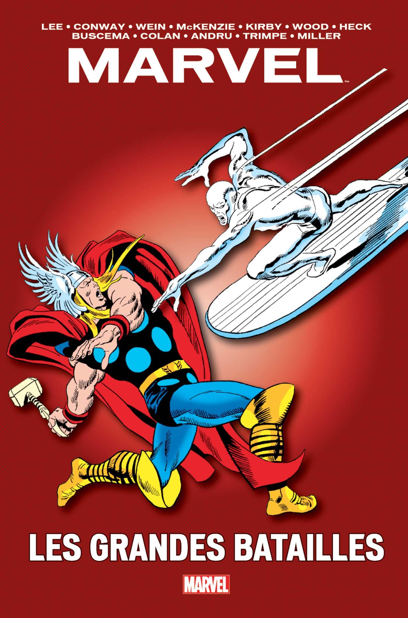 Les Grandes Batailles de Marvel 1