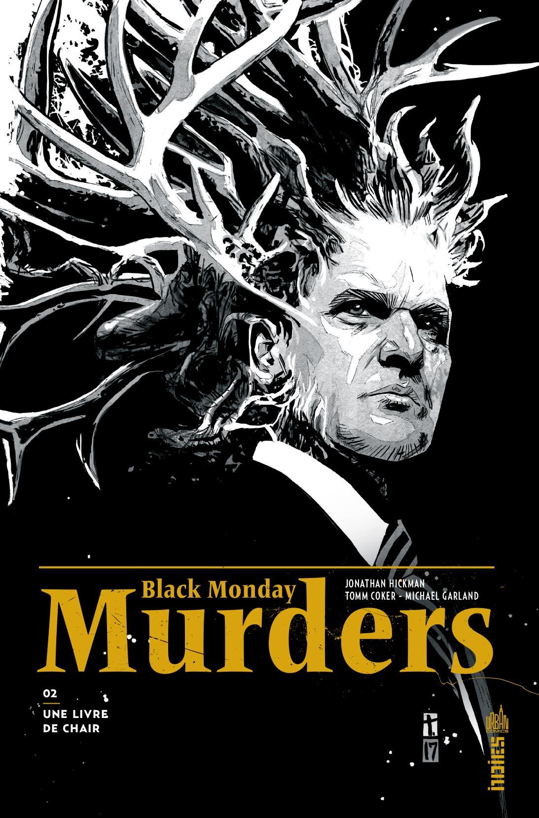 The Black Monday Murders 2 - Une livre de chair