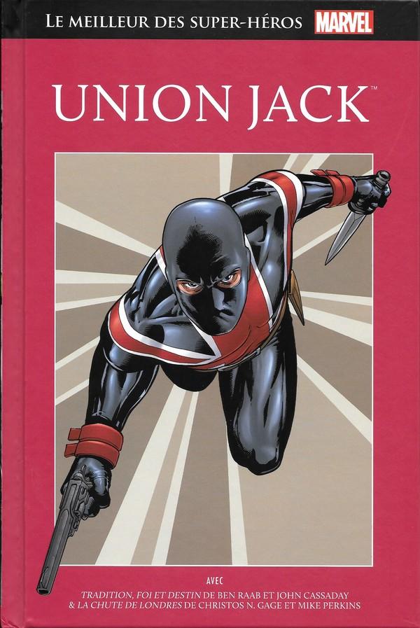 Le Meilleur des Super-Héros Marvel 73 - Union Jack