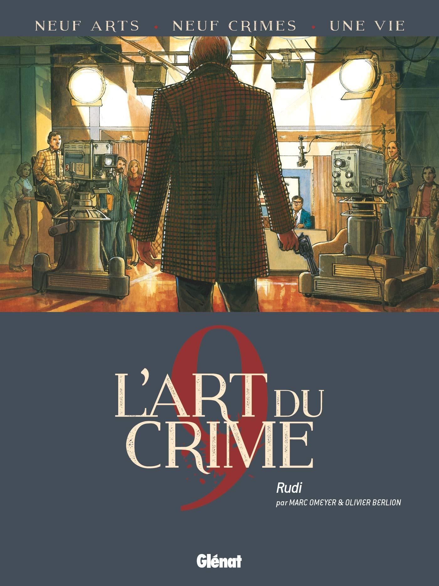 L'art du crime 9 - Rudi