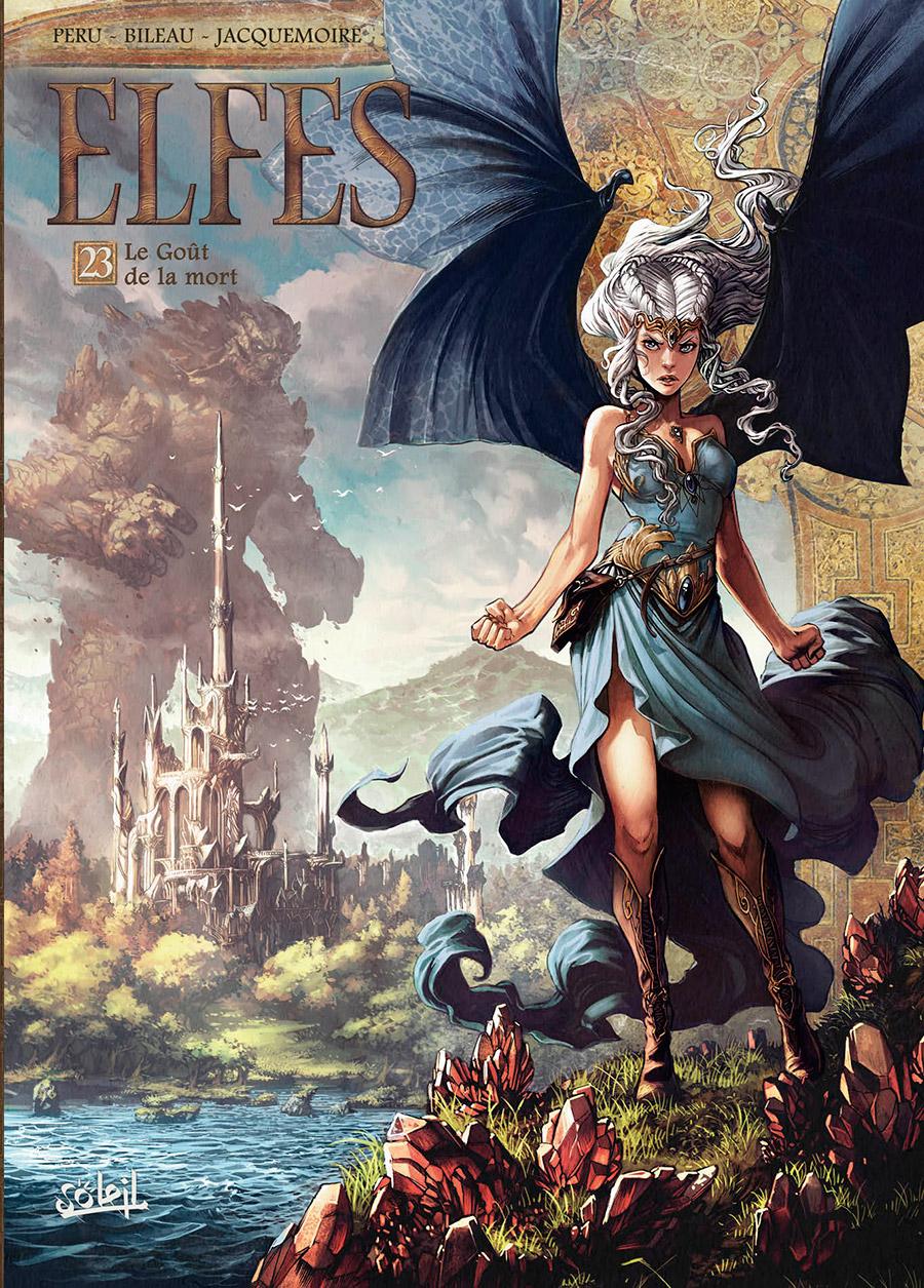 Elfes 23 - Le Goût de la mort