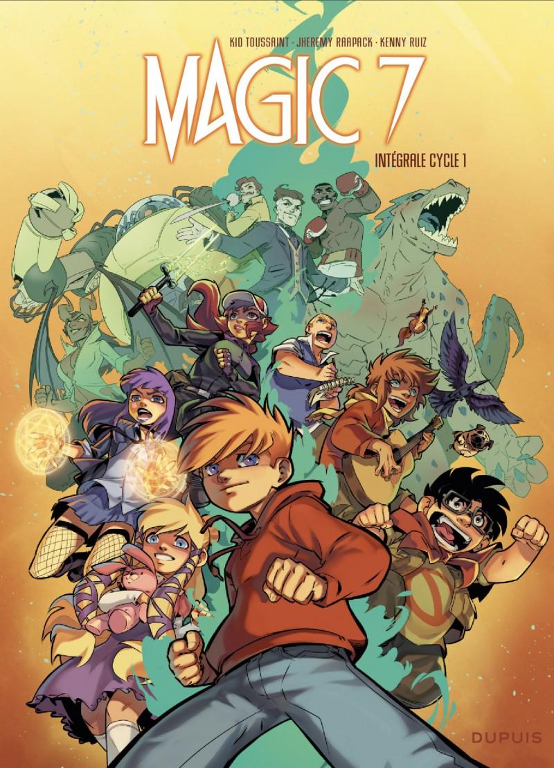 Magic 7 1 - Cycle 1