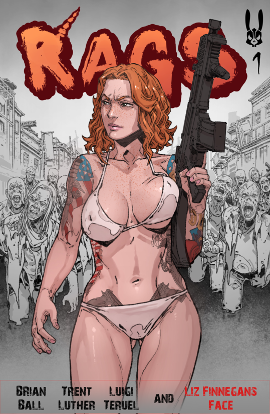 Rags 1 - Rags #1 (MR)