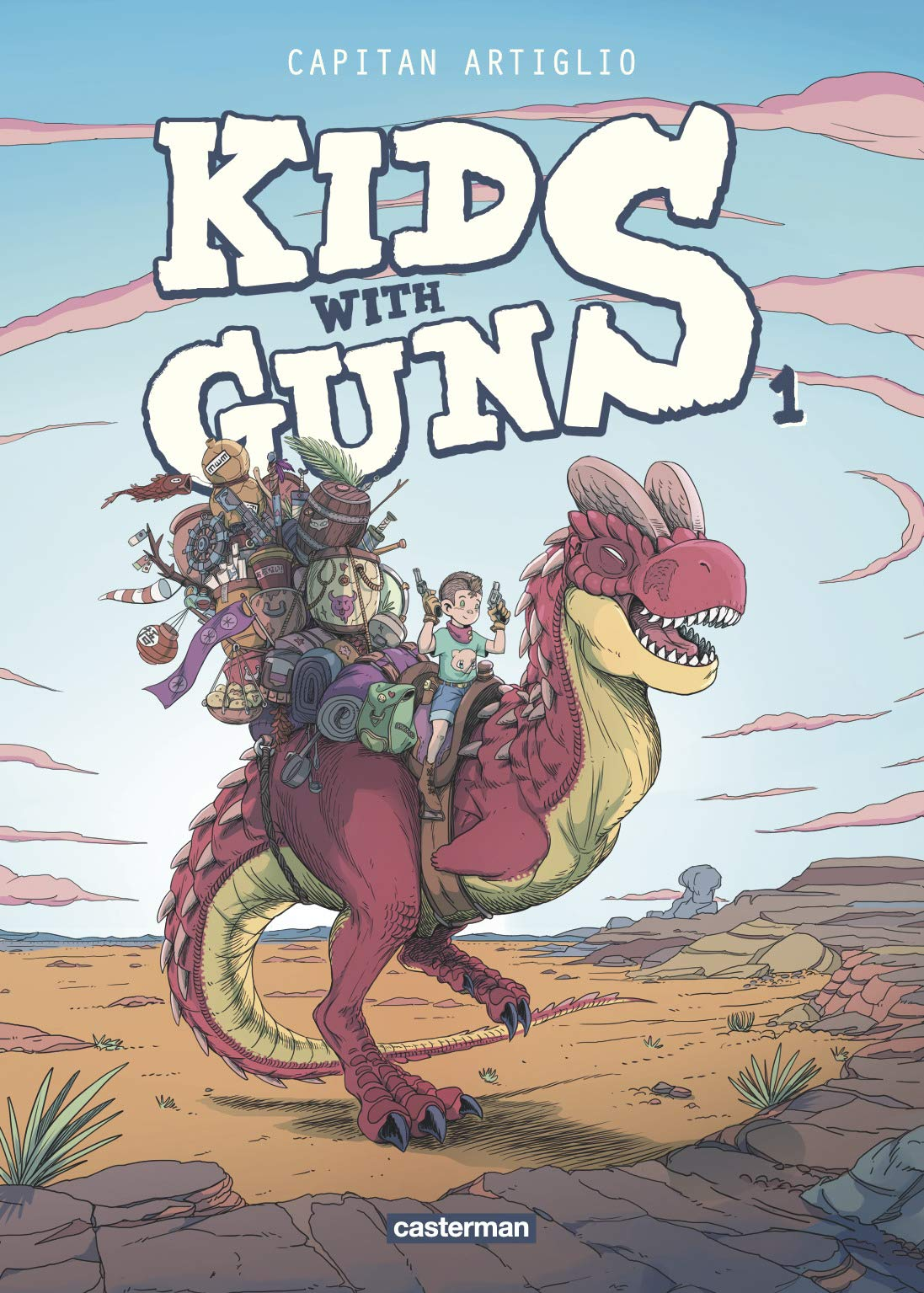 Kids with guns 1 - Tome 1