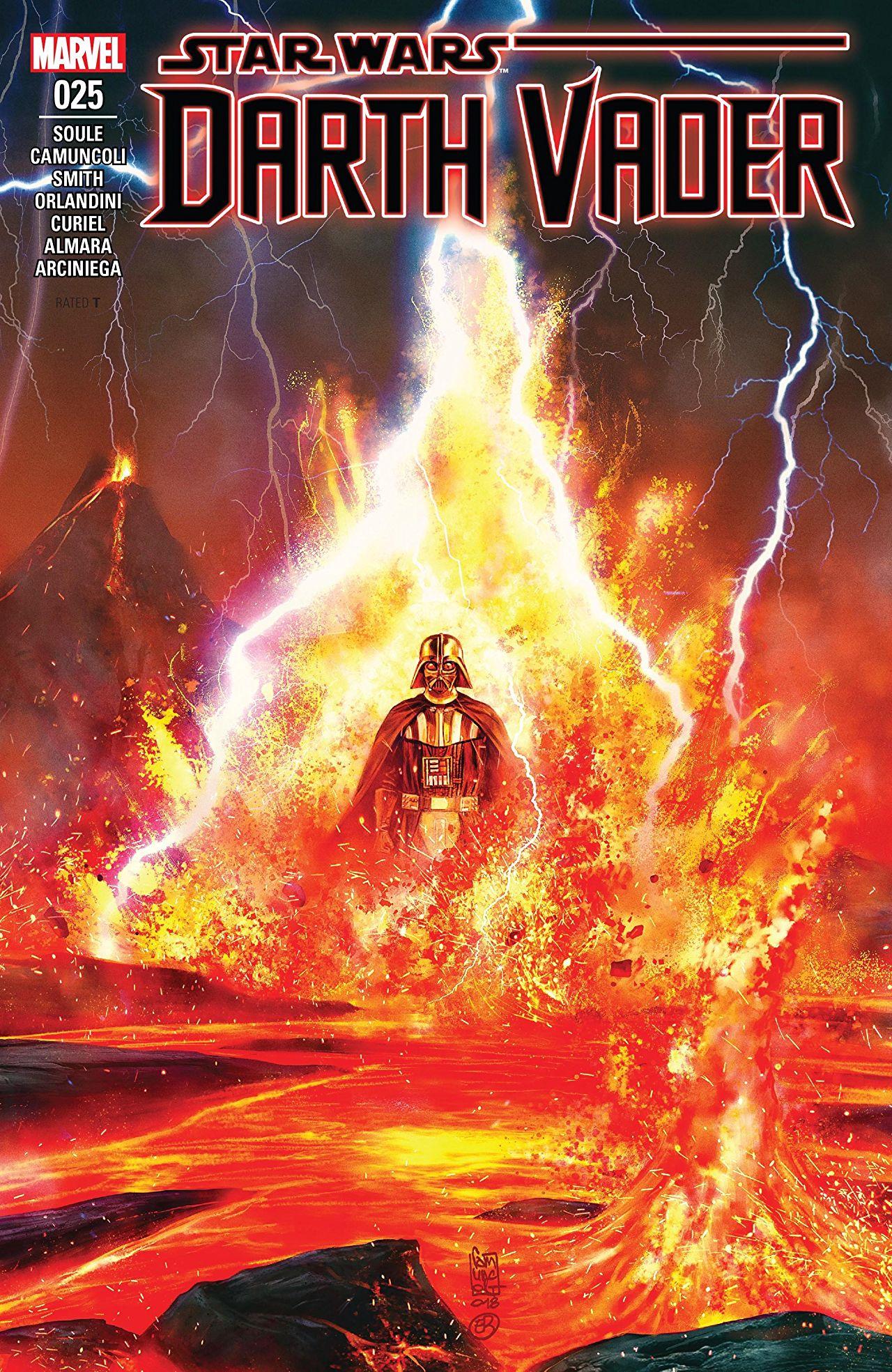 Darth Vader 25 - FORTRESS VADER Part 7