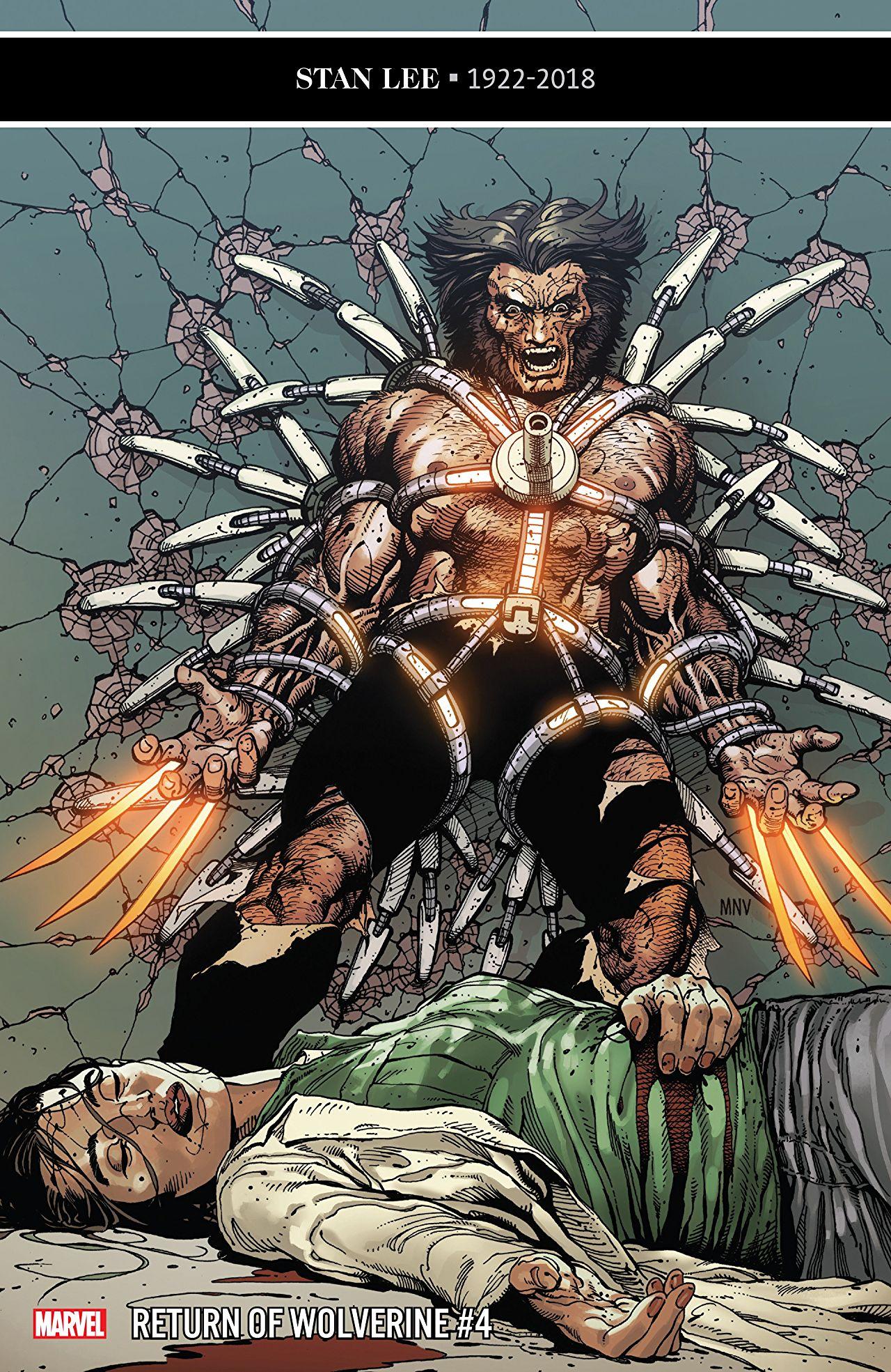 Wolverine - Le retour de Wolverine 4