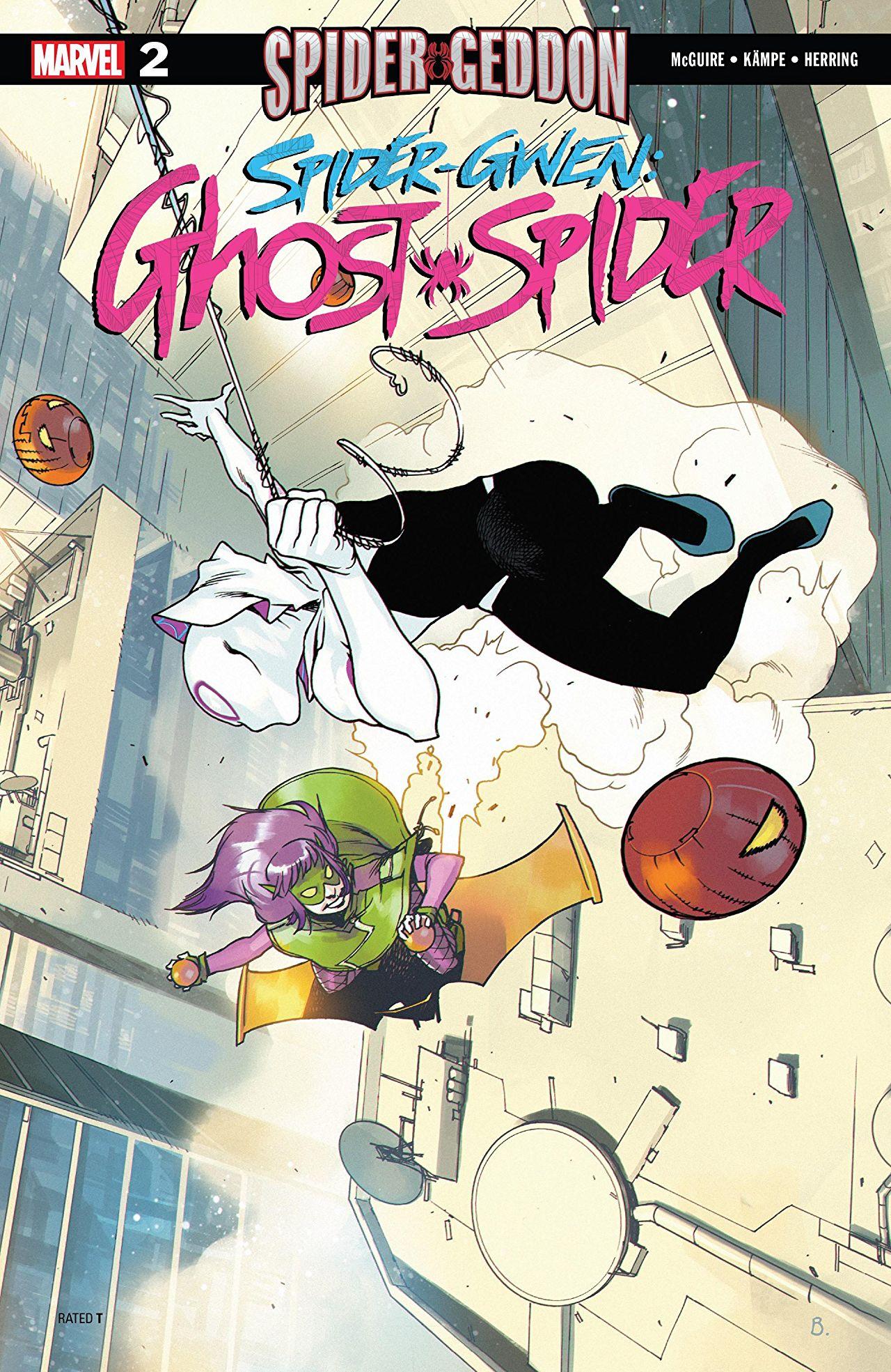 Spider-Gwen - Ghost-Spider 2
