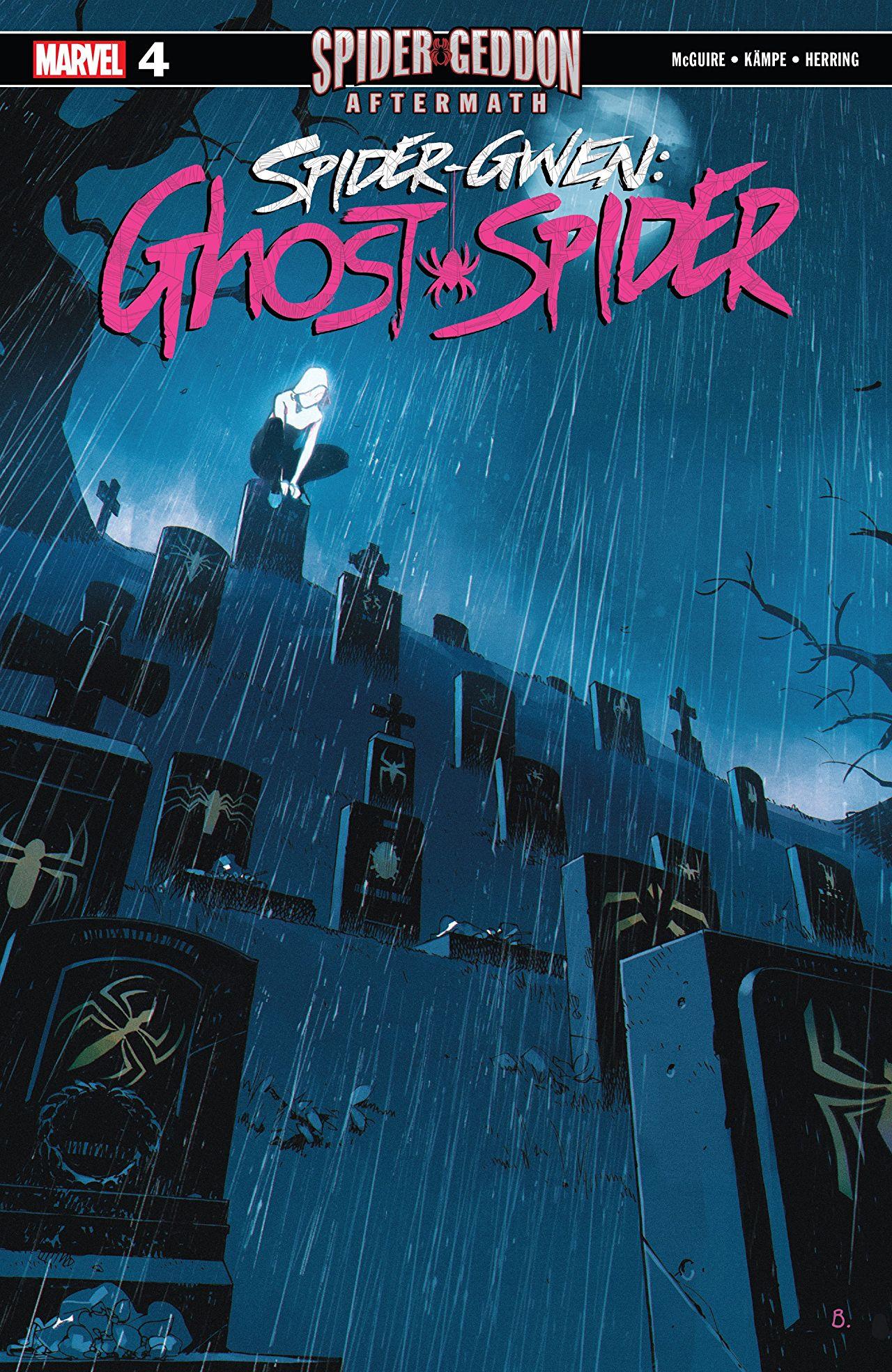 Spider-Gwen - Ghost-Spider 4