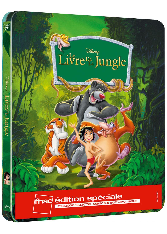 Le Livre de la jungle 0 - Le Livre de la Jungle
