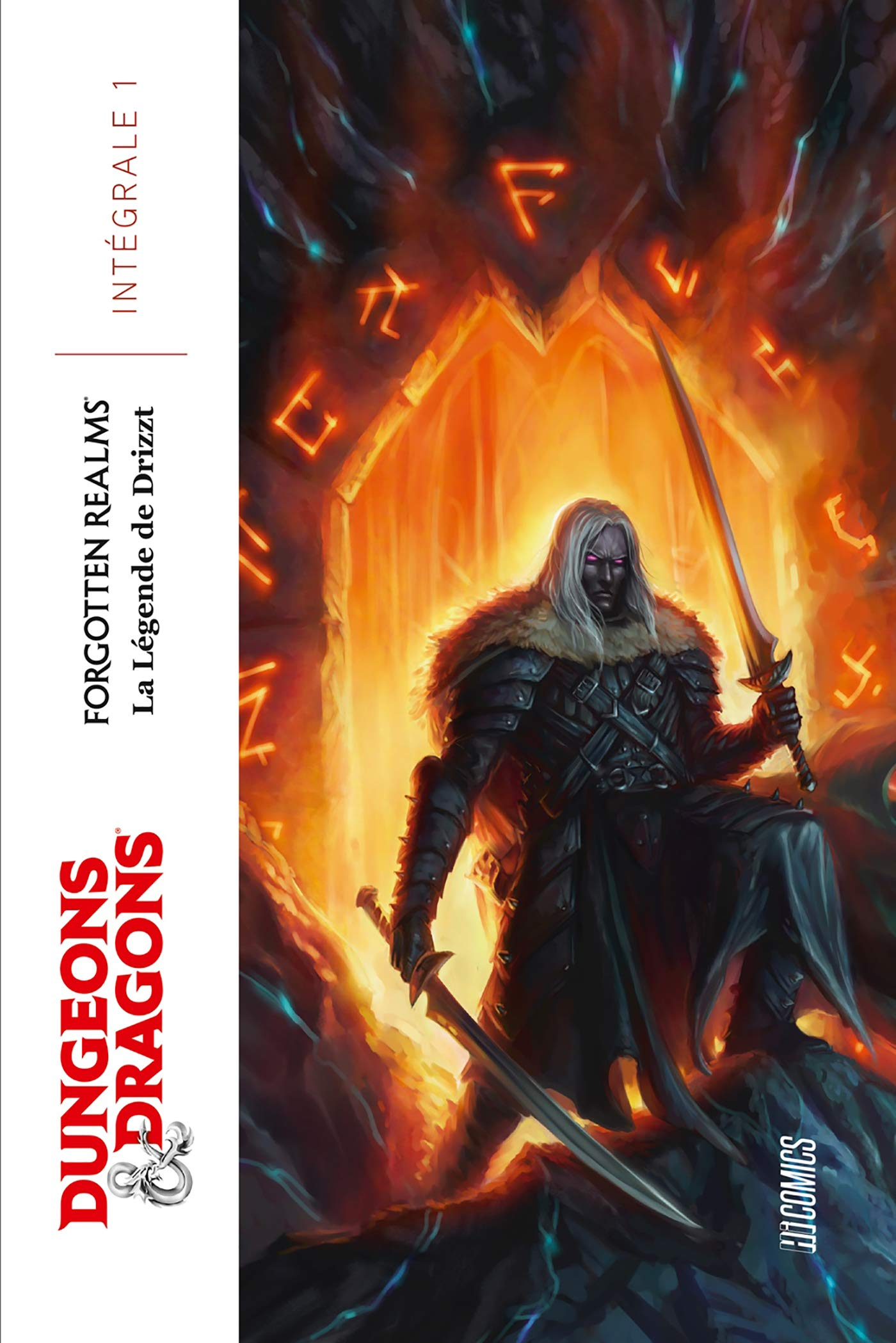 Dungeons & Dragons - Forgotten Realms - La Légende de Drizzt 1 - Volume 1