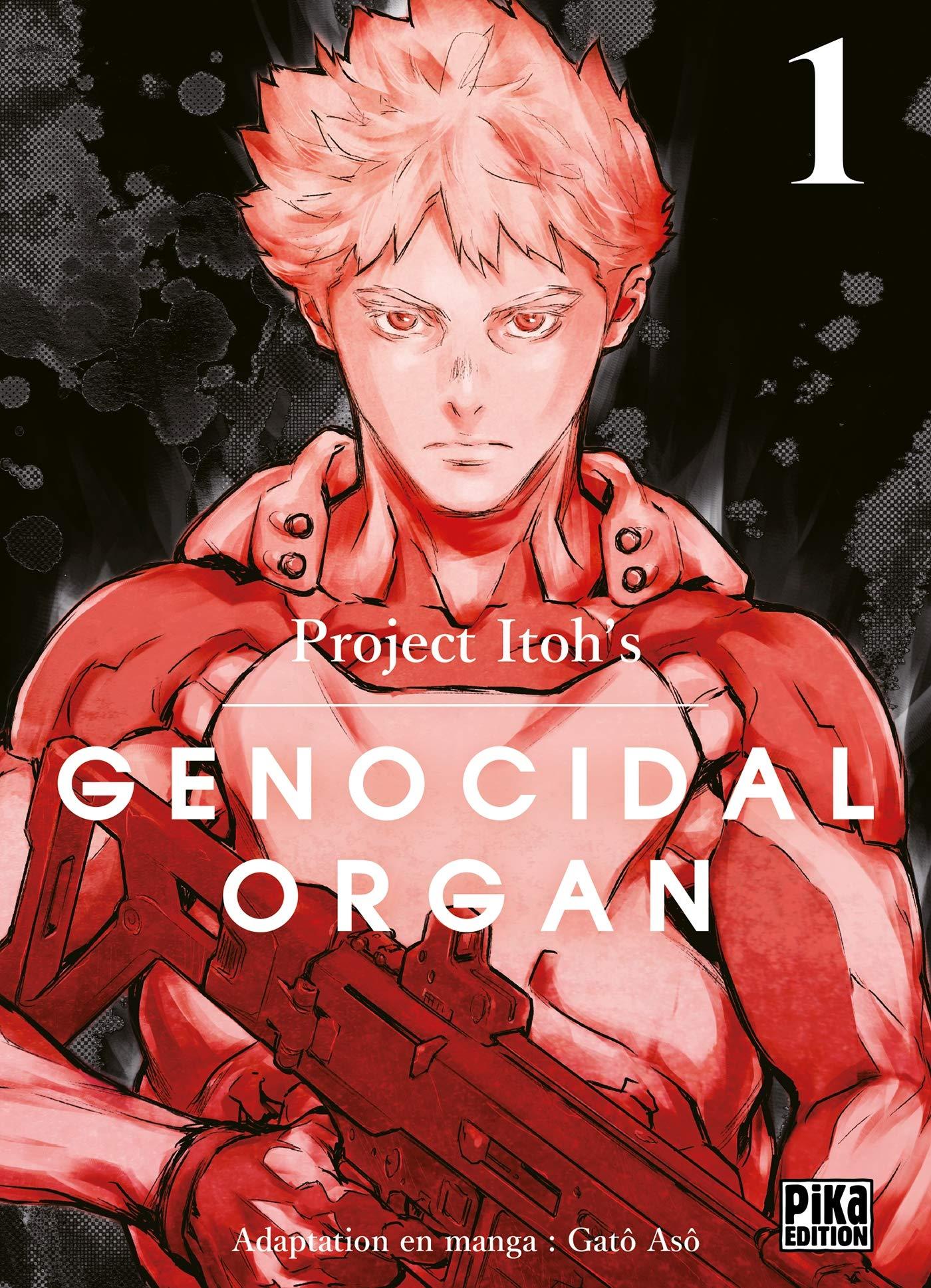 Genocidal organ 1