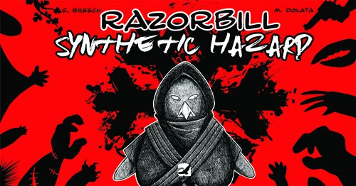 Razorbill 2 - Razorbill - Synthetic hazard