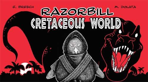 Razorbill 3 - Razorbill - Cretaceous world