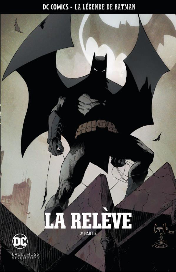 DC Comics - La Légende de Batman 79 - La relève - 2e partie