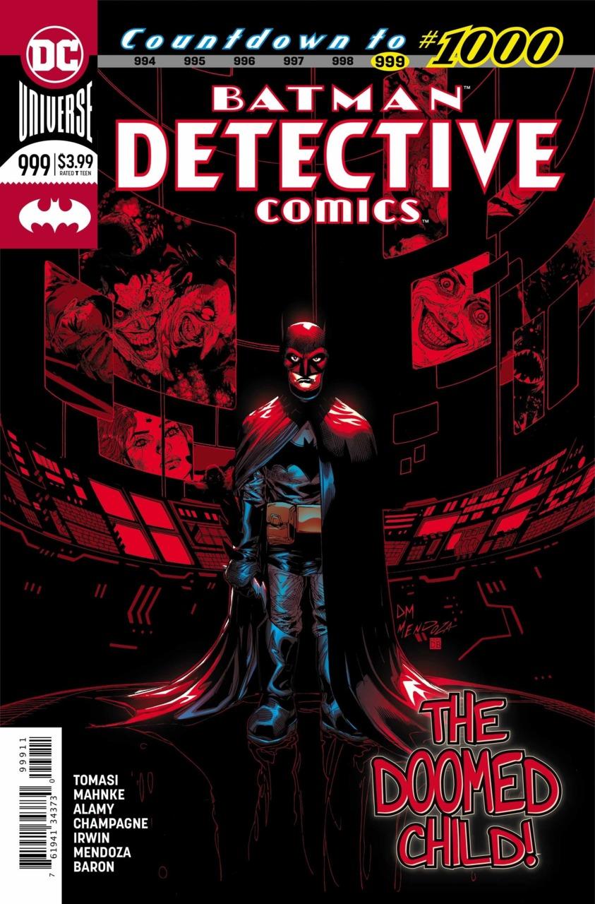 Batman - Detective Comics 999
