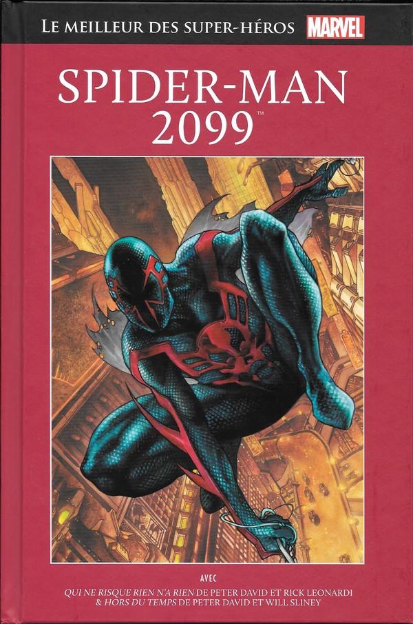 Le Meilleur des Super-Héros Marvel 74 - Spider-Man 2099