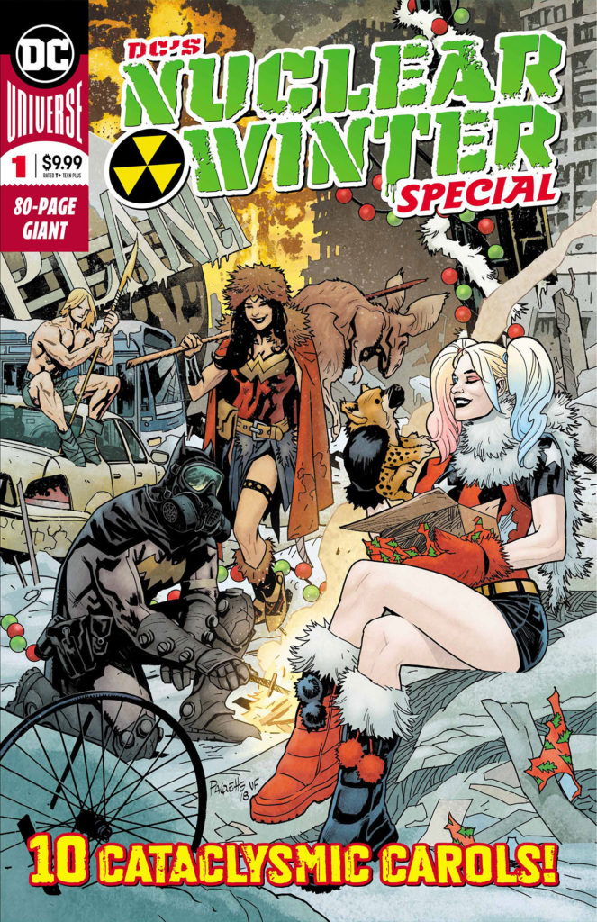 1 - DC's Nuclear Winter Special