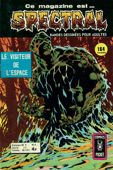 Spectral 8 - Le visiteur de l'espace