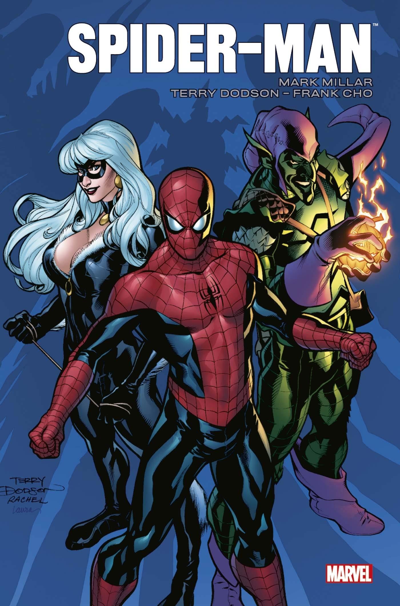 Spider-Man par Millar et Dodson 1 - Spider-Man par Millar et Dodson