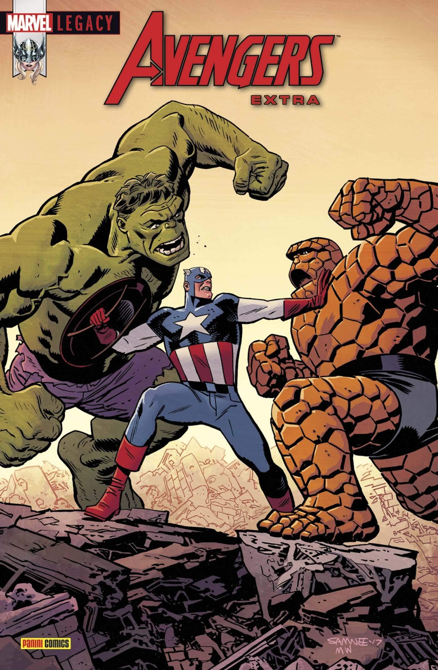 Marvel Legacy - Avengers Extra 3