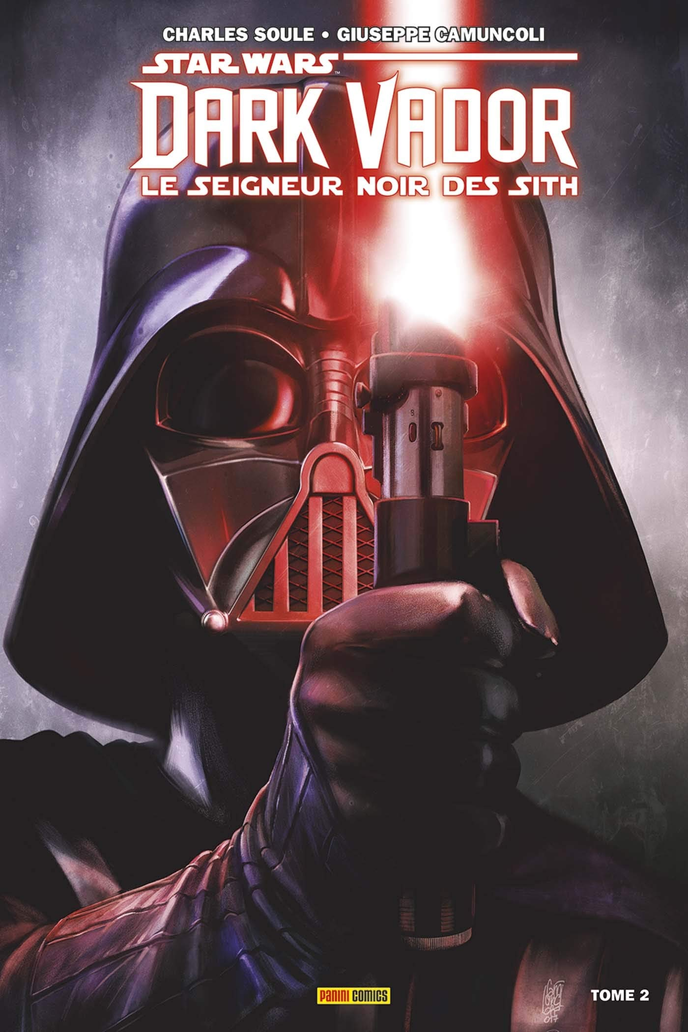 Star Wars - Dark Vador - Le Seigneur Noir des Sith 2