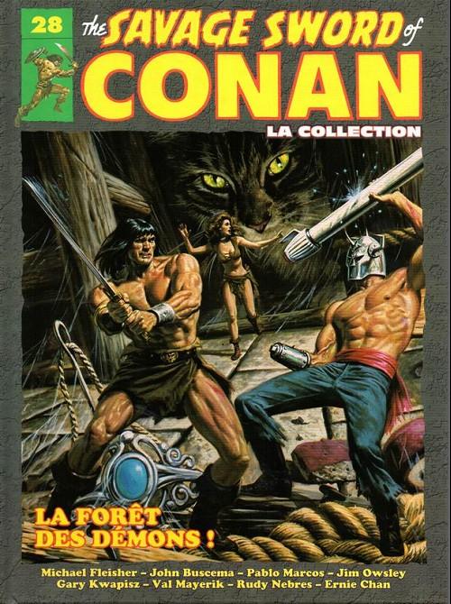 The Savage Sword of Conan 28 - La forêt des démons