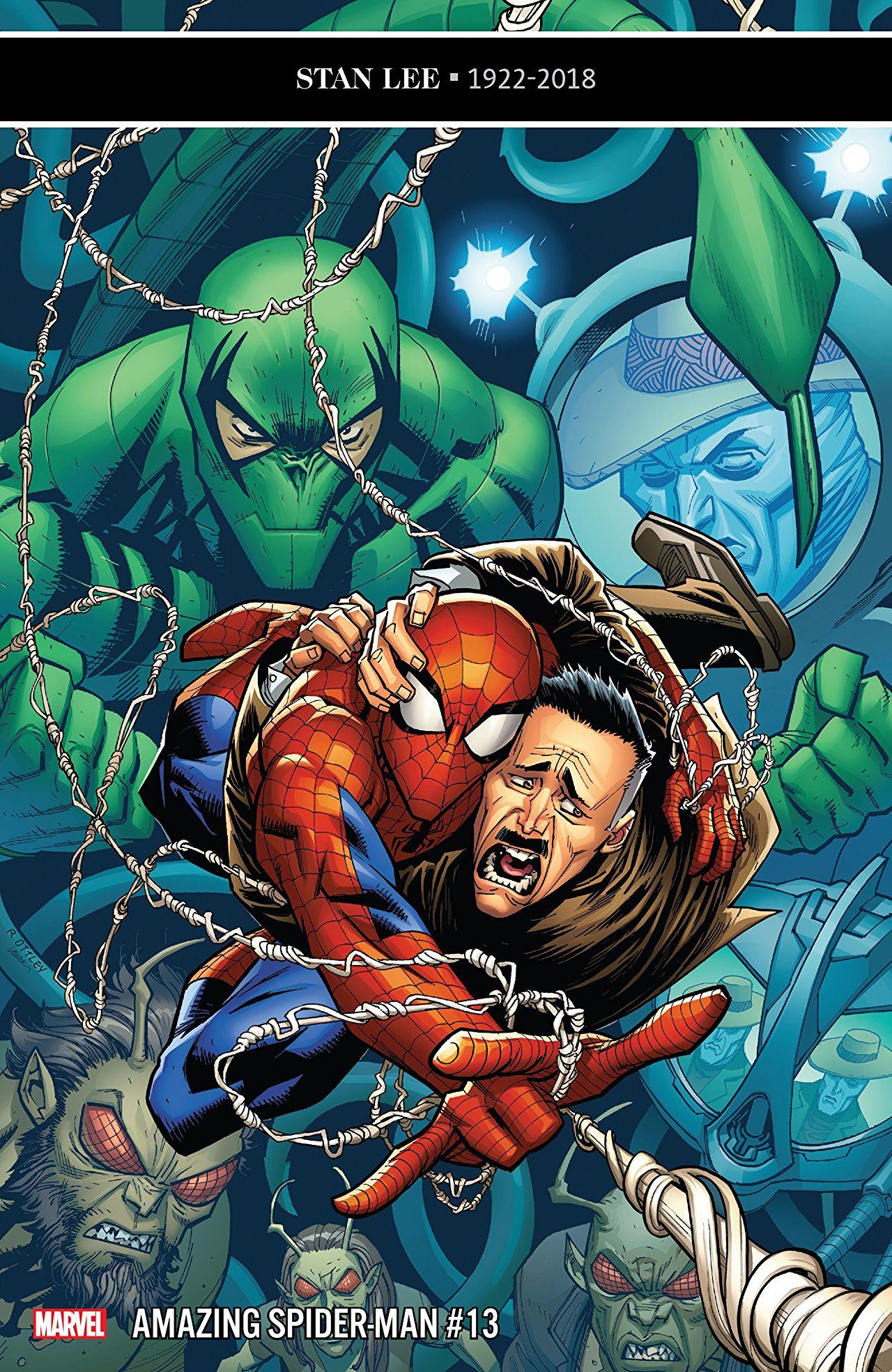 The Amazing Spider-Man 13