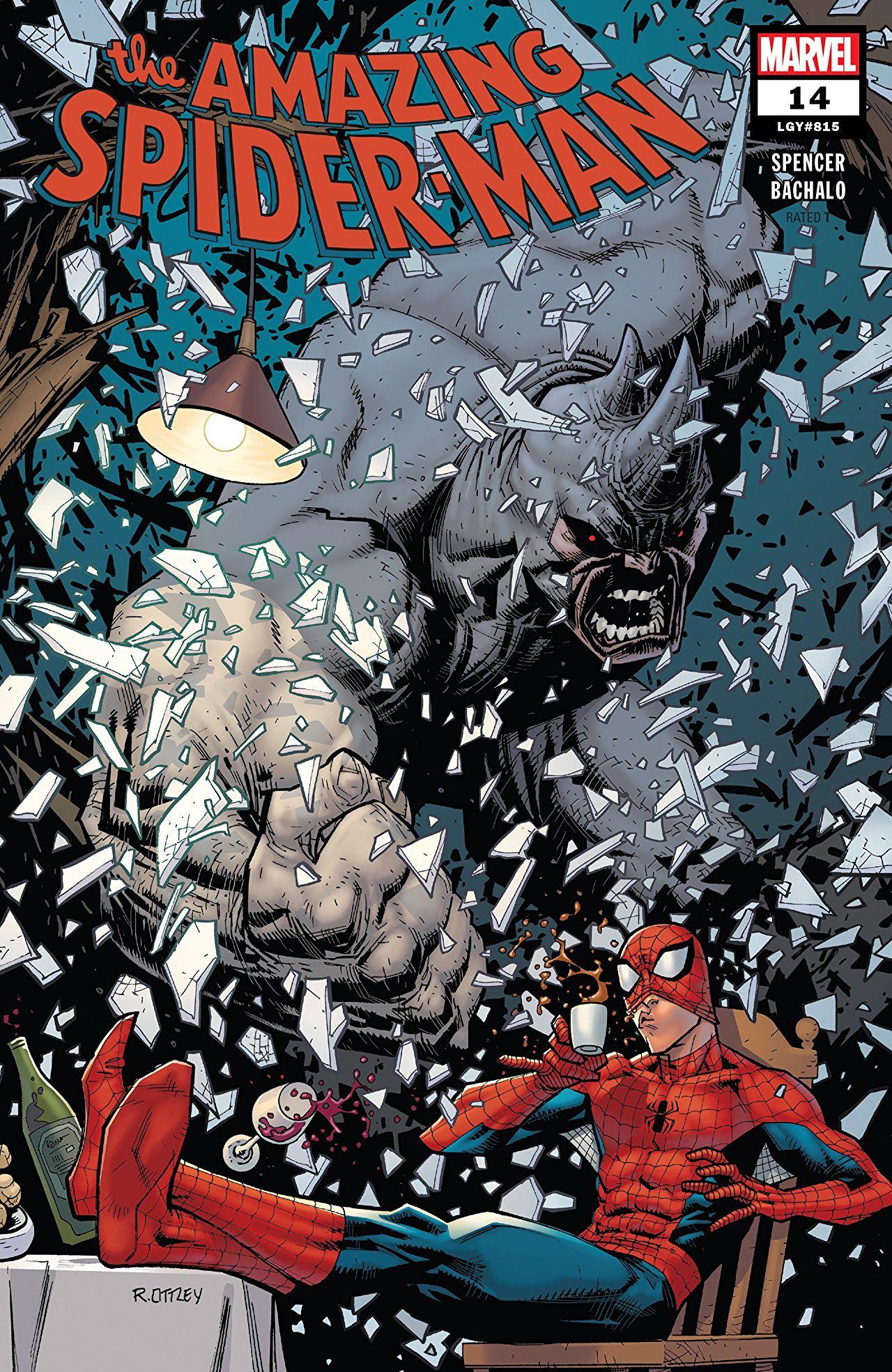 The Amazing Spider-Man 14