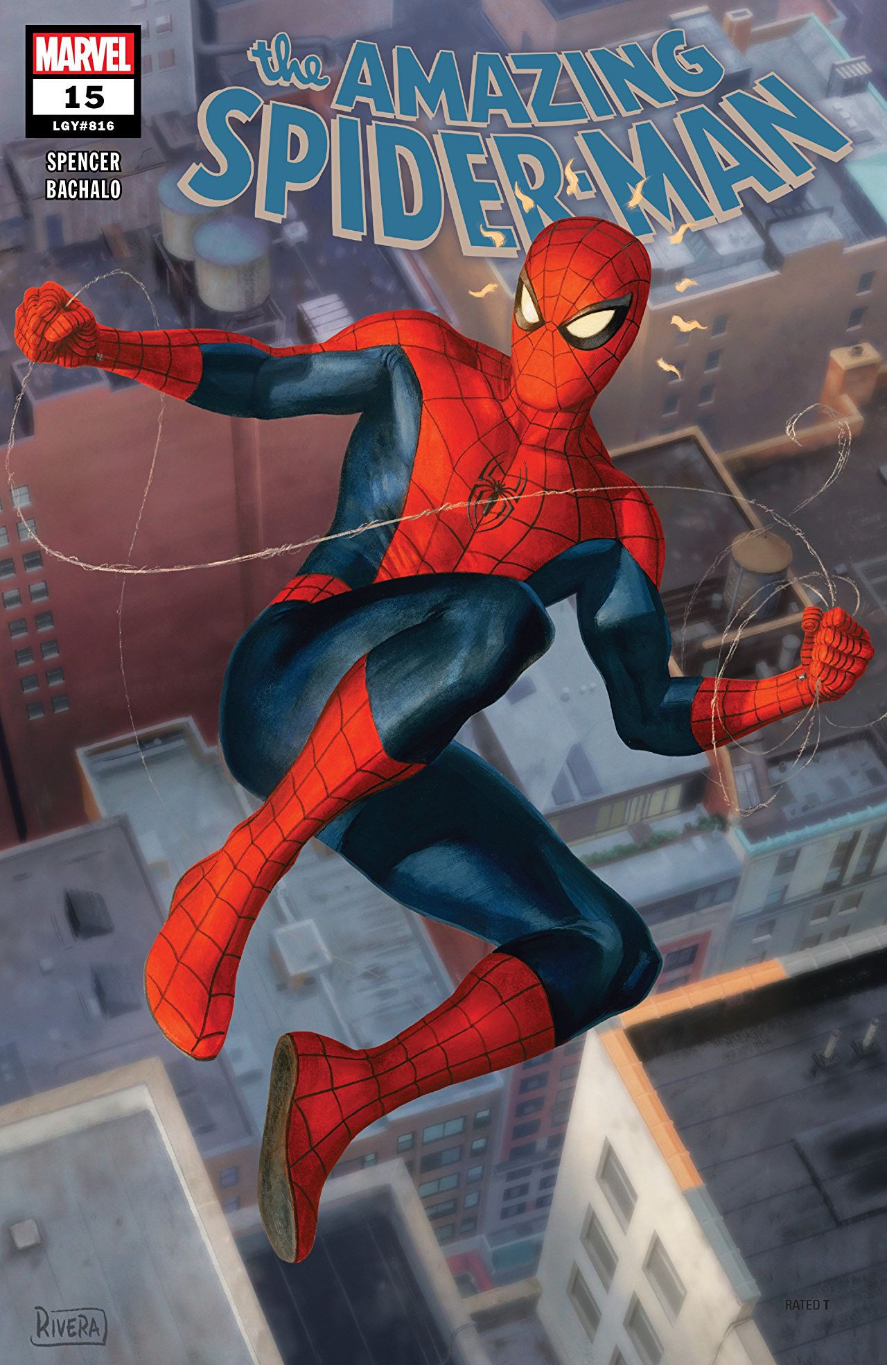 The Amazing Spider-Man 15