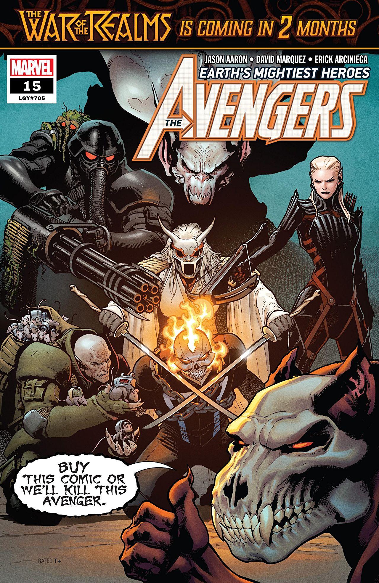 Avengers 15 - WAR OF THE VAMPIRES PART 2