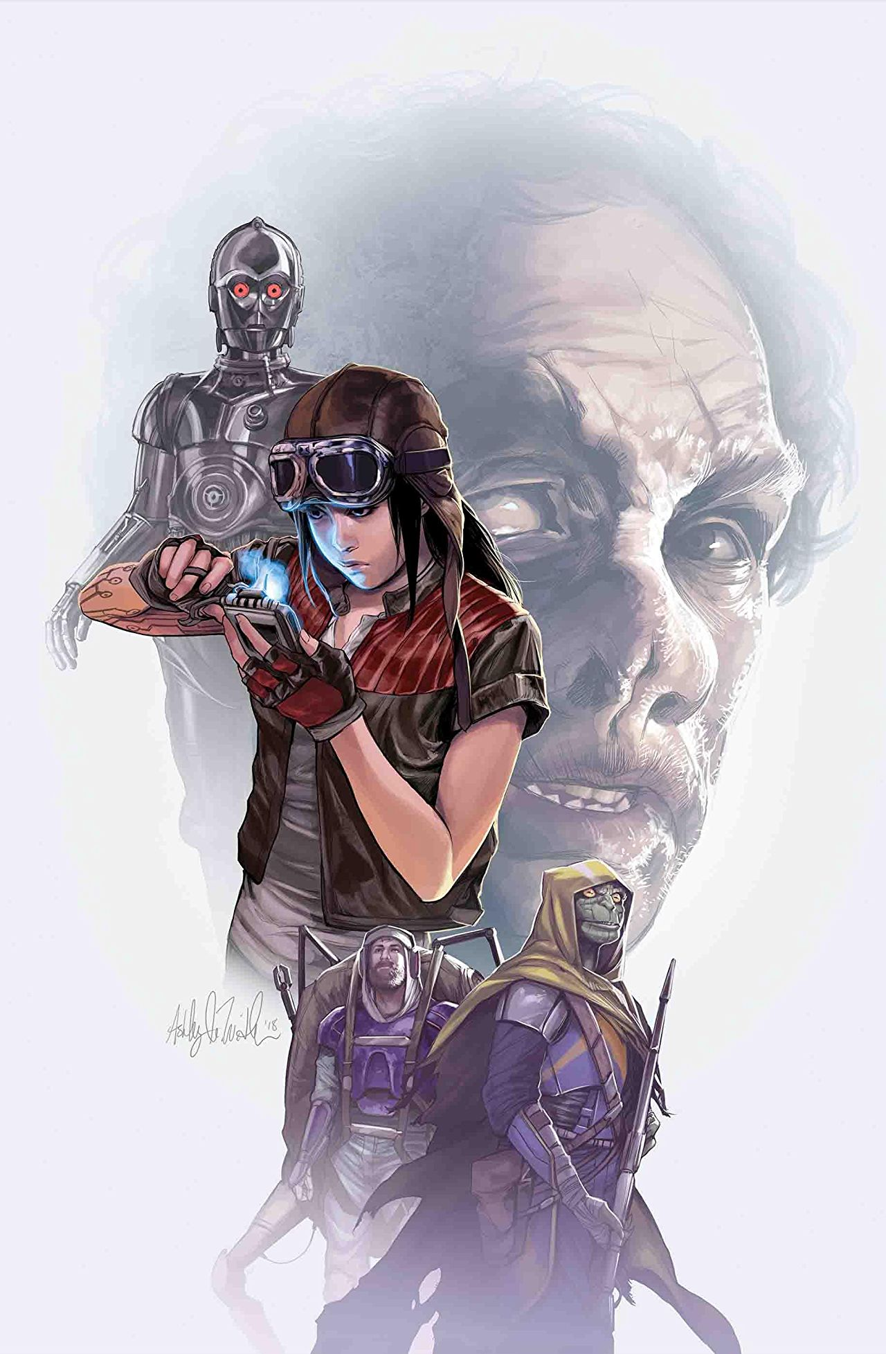 Star Wars - Docteur Aphra 28 - WORST AMONG EQUALS PART 3