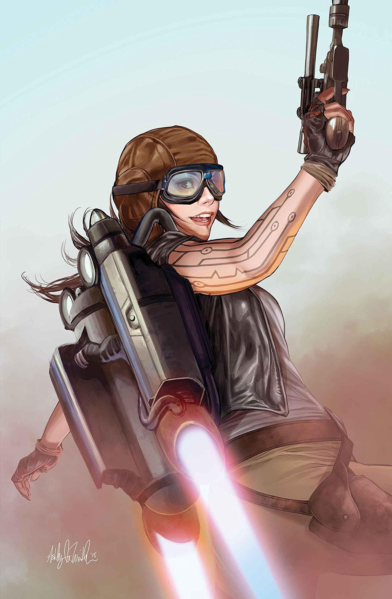 Star Wars - Docteur Aphra 29 - WORST AMONG EQUALS PART 4