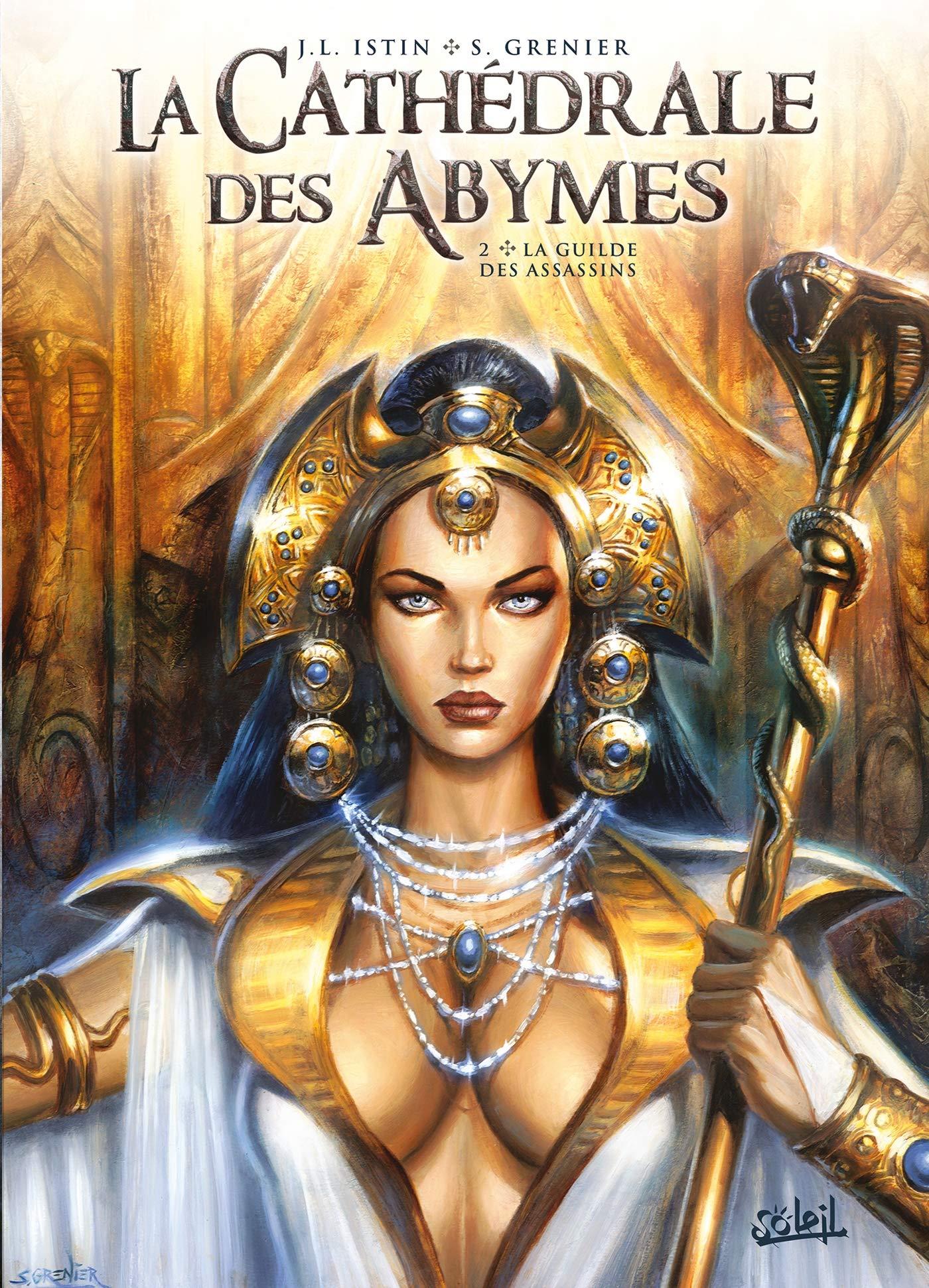 La cathédrale des abymes 2 - La guilde des assassins