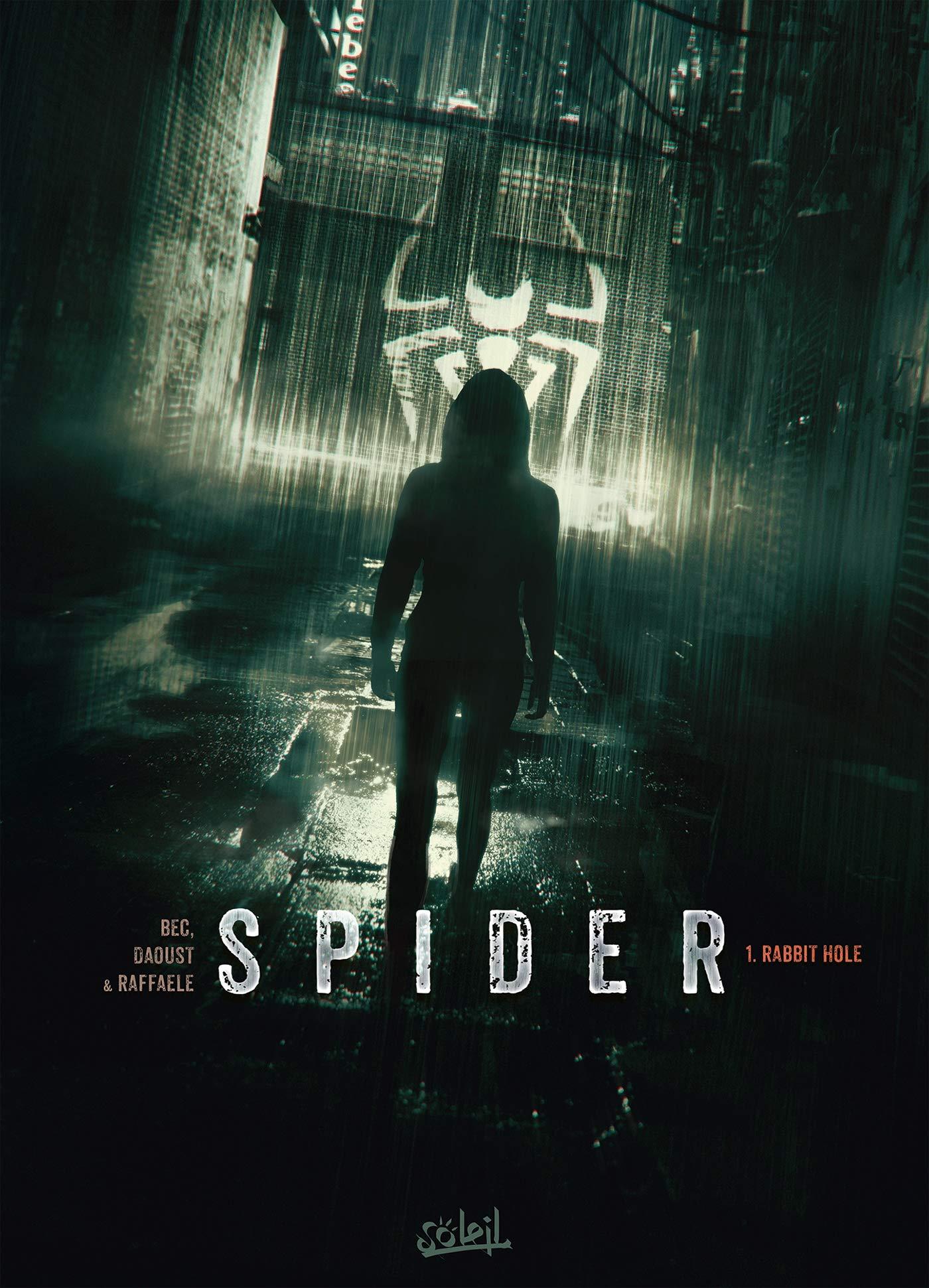 Spider 1 - Rabbit Hole