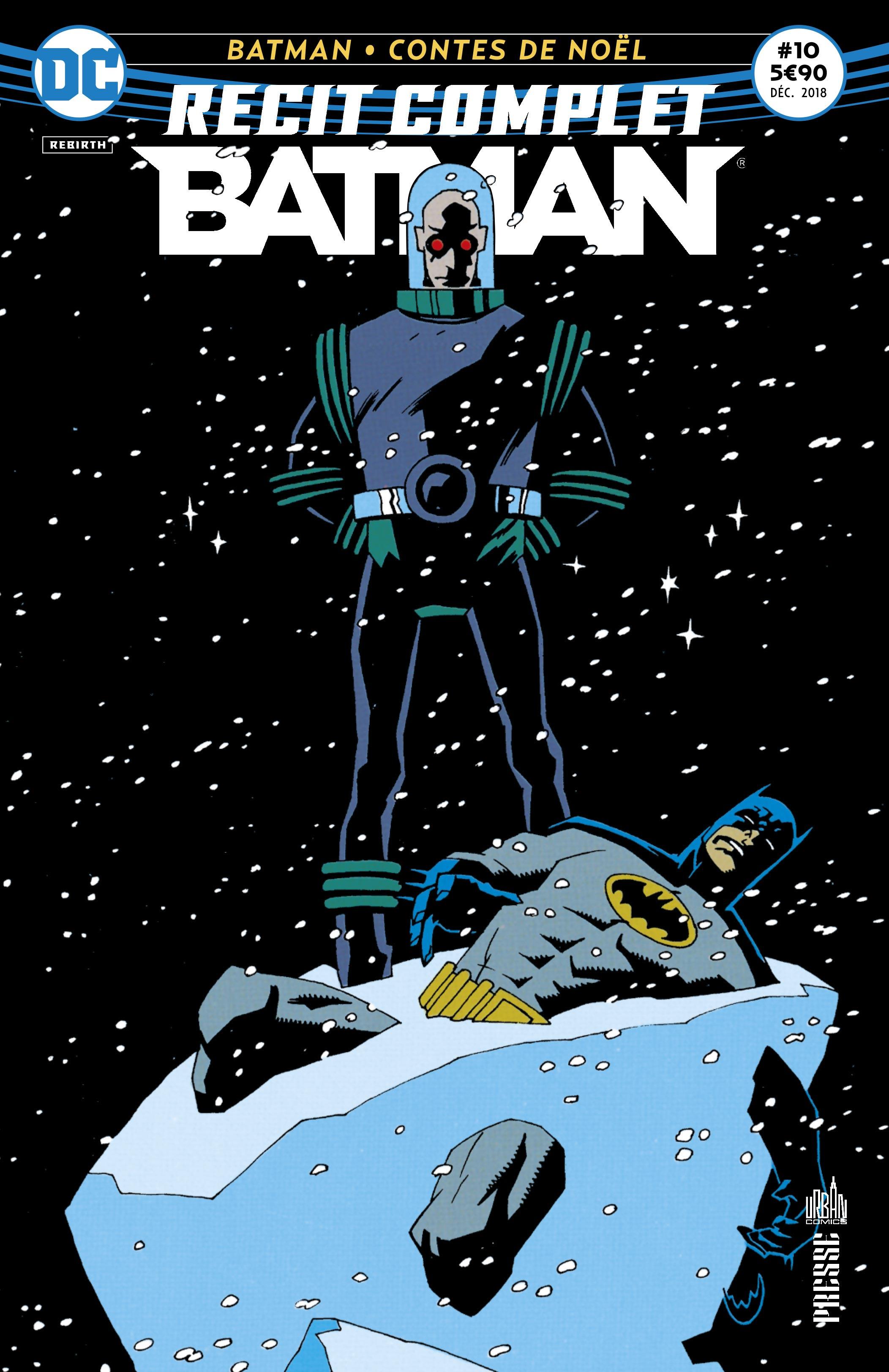 Récit Complet Batman 10 - Face à Prometheus !